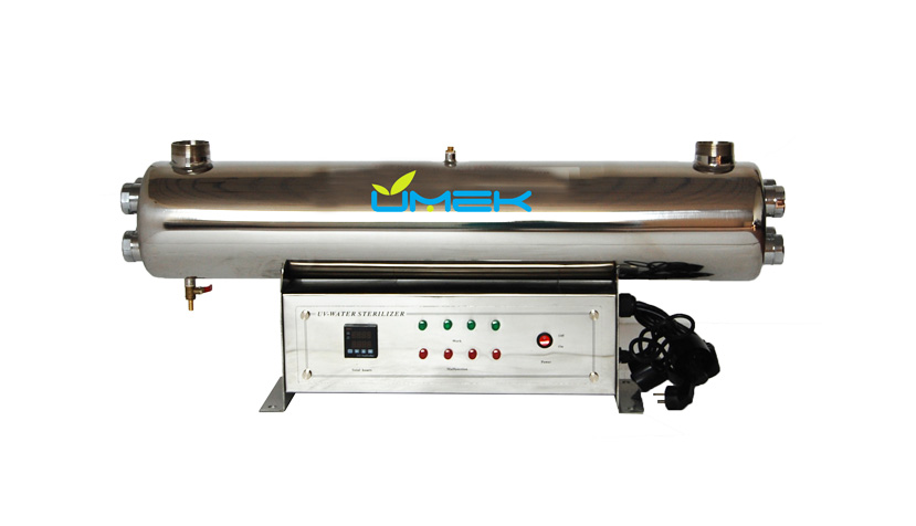 Swimming Pool UV Sterilizer Systems